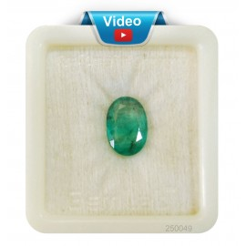 Natural  Emerald Gemstone Sup-Pre 4+ 2.7ct