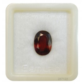 Hessonite Gemstone Premium 8+ 5.2ct