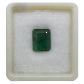 Astrological  Emerald Gemstone Sup-Pre 6+ 4ct